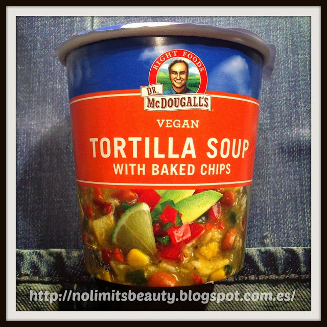Dr. McDougall's, Tortilla Soup, with Baked Chips, 2.0 oz (56 g)