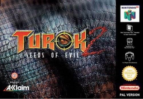 Turok 2 - Seeds of Evil ROMs Nintendo64 Español