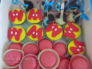 macarons cupcakes cakeposps bragança doces opções