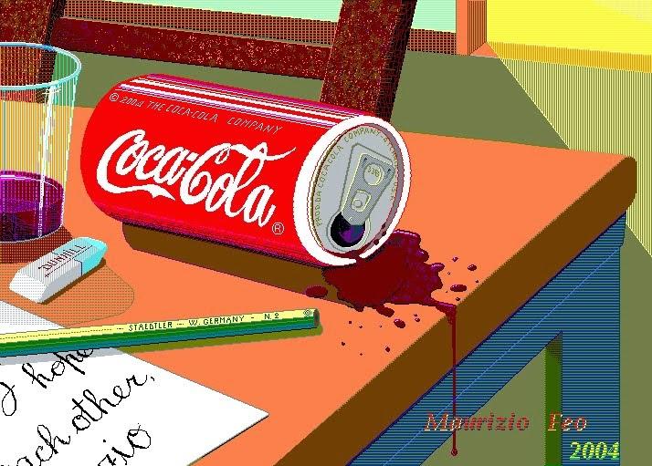 coke - M.F. - 2004