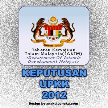UPKK 2012 upkk 2012 Semak Keputusan UPKK 2012 | Ujian Penilaian Kelas KAFA 2012 | Online UPKK 2B2012