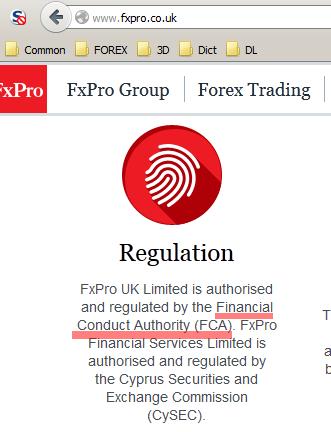 Cysec forex regulation