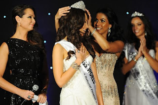 Miss World Australia 2011 - Amber Greasley