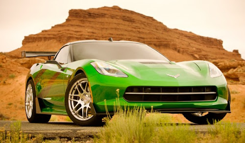 Transformers 4 - Chevrolet Corvette Stingray