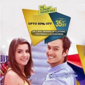 Flipkart: Buy Men's Clothing upto62% to 25% off from Rs.69