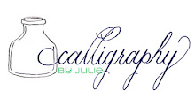 My Calligraphy Blog