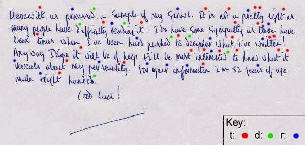 Small Handwriting