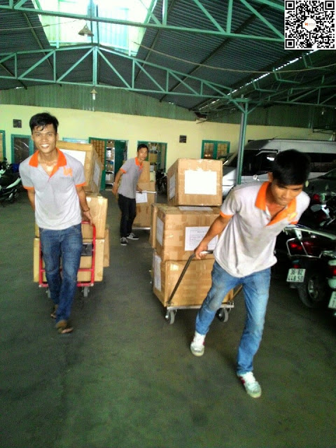 thuê xe tải chở hàng - hậu cần