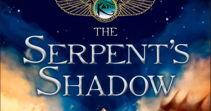 """the serpent shadow book review Book review: """"the serpent's shadow"""" by rick riordan hello there if you are new here, you might want to subscribe to the rss feed for updates on this topic."""