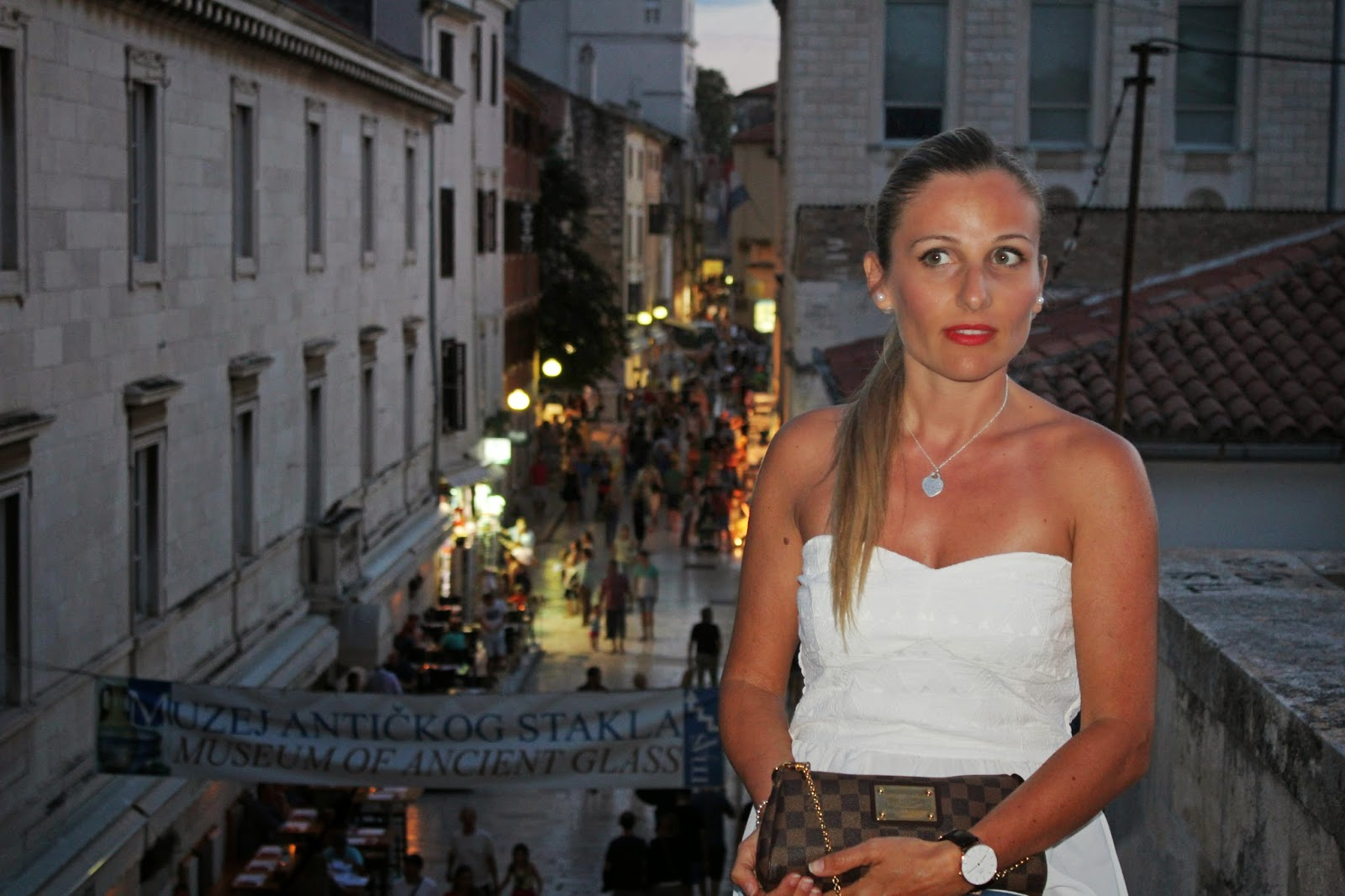 Eniwhere Fashion outfit a Zadar - Gas - Vuitton - DW