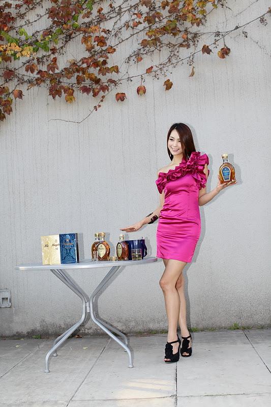 Ju Da Ha Advertising For Kingdom Whisky