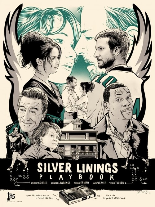 10-Silver-Linings-Play-Book-Film-and-TV-Series-Posters-US-Artist-Joshua-Budich-www-designstack-co