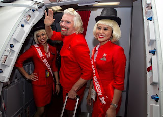 Image result for richard branson stewardess