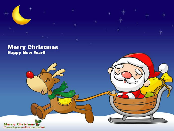 funny christmas wallpaper - Funny Christmas Wallpaper