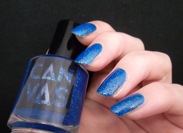 CANVAS Lacquer Kirk Steele | Squeaky Nails