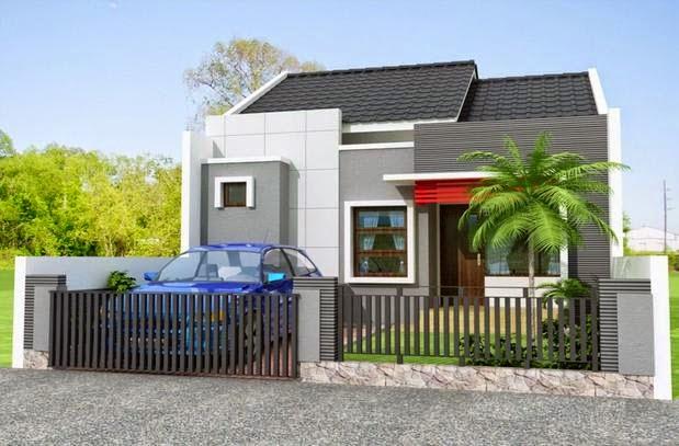 Contoh Rumah Minimalis Type 45 Terbaru Masa Kini