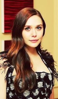 Elizabeth Olsen aka Scarlet Witch