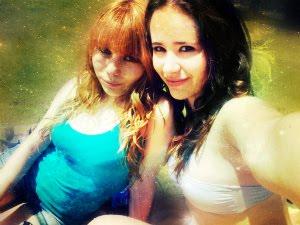 Ank & Lali.