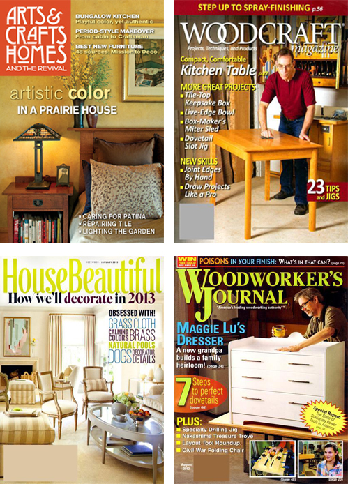 arts and crafts magazines and catalogs. Black Bedroom Furniture Sets. Home Design Ideas
