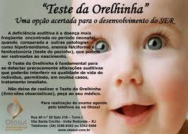 """""""TESTE DA ORELHINHA"""""""