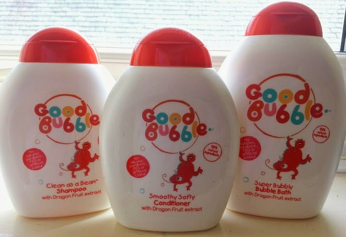 Good Bubble Dragon Fruit Children's shampoo Bubble bath