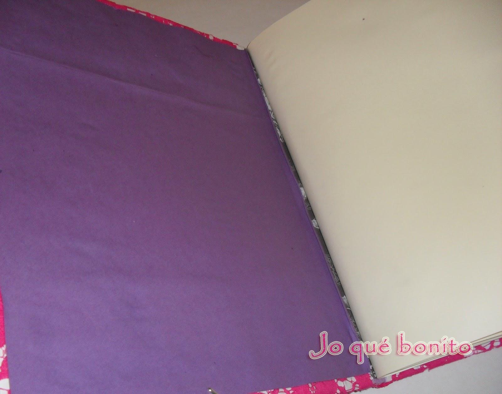 Carpeta de encaje