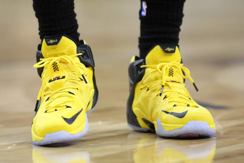 trends for nike basketball shoes 2014 lebron fashions