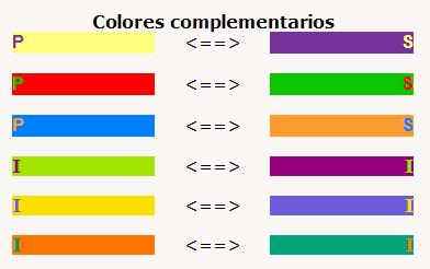 Clase de arte el color - Colores que combinan con wengue ...