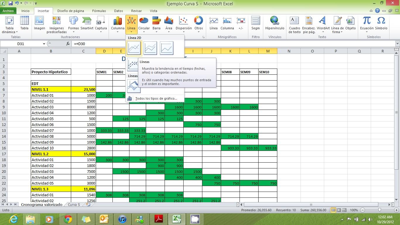 Ingenieria de Planeamiento (Planning Engineer): Elaboración de una ...