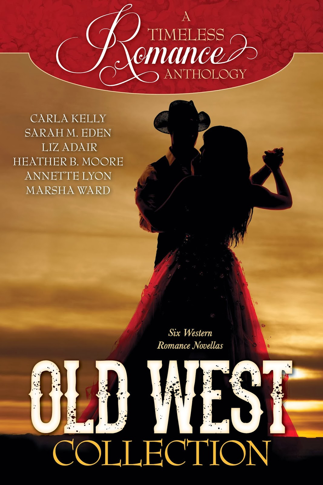 Old West Collection is a best seller!