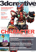 3DCreative Magazine Issue 72 August 2011