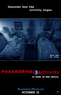 Watch Paranormal Activity 3 Megavideo Online Free