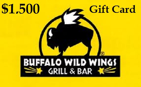 free buffalo wild wings gift card