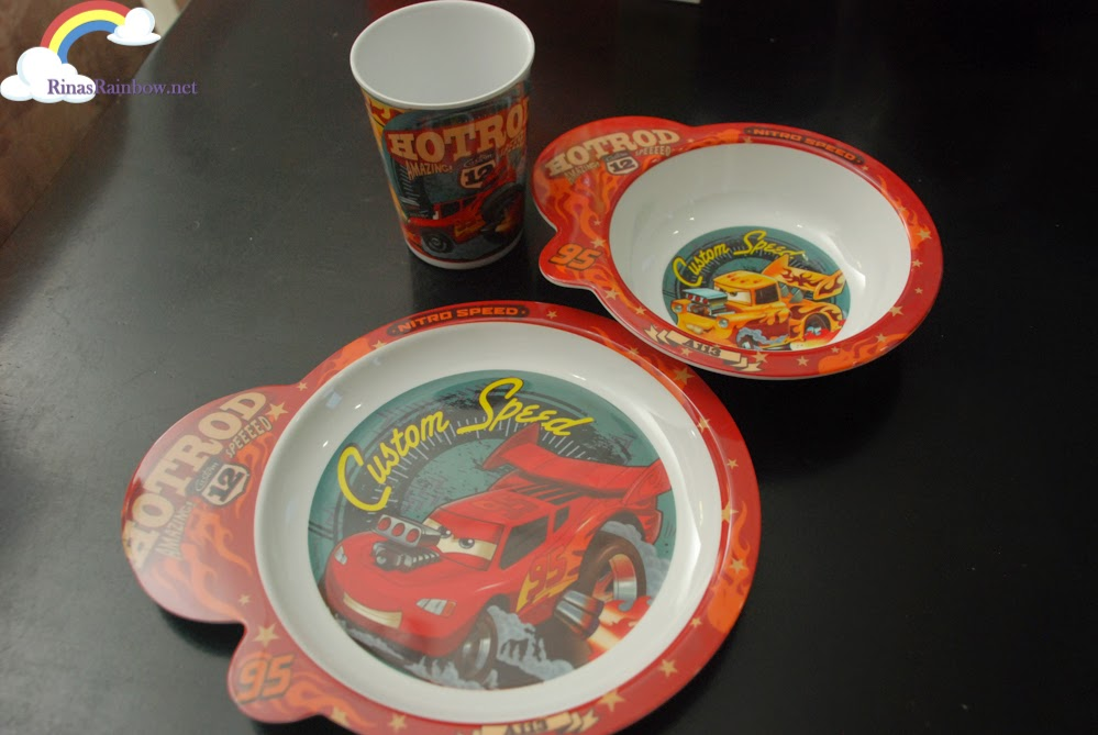 melaware disney cars