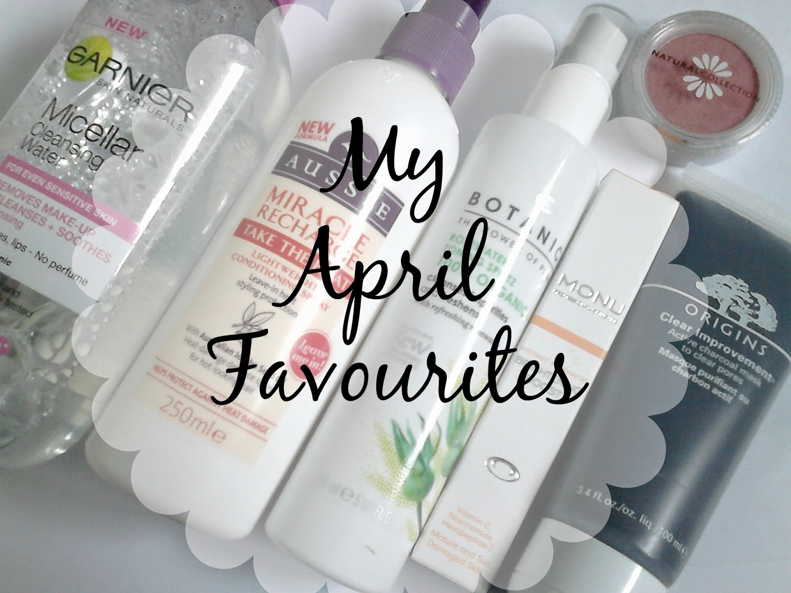 April Beauty Favourites