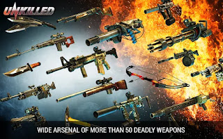 UNKILLED 0.0.7 MOD APK + DATA (UNLIMITED AMMO/STAMINA)