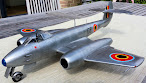 Review build: HK Models Meteor F.4 build in 32nd scale
