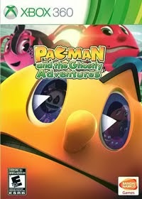 Pacman and the ghostly adventure