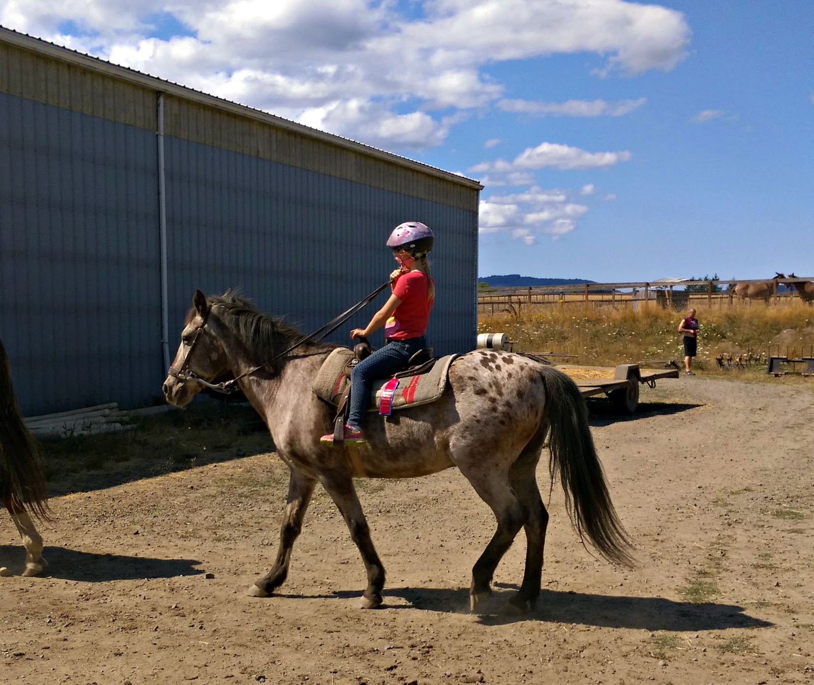 Melissa Kaylene: That Time I Sent My Daughter to Horse Camp