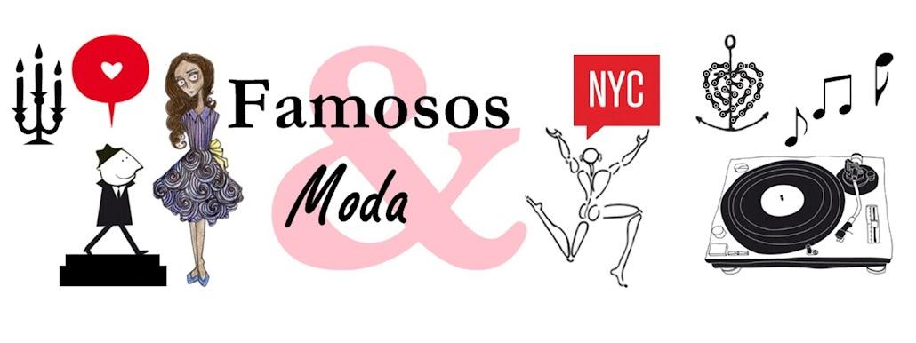 FAMOSOS y MODA