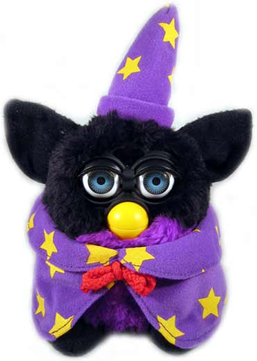 furby special limited edition wizard