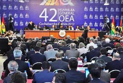 43 Asamblea General de la Organización de Estados Americanos (OEA) en Antigua Guatemala