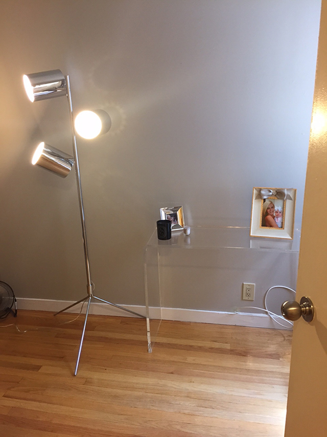 Cb2 Floor Lamp. Iu0027m Having Some Items Shipped Up From Houston, And Plan To  Pair This