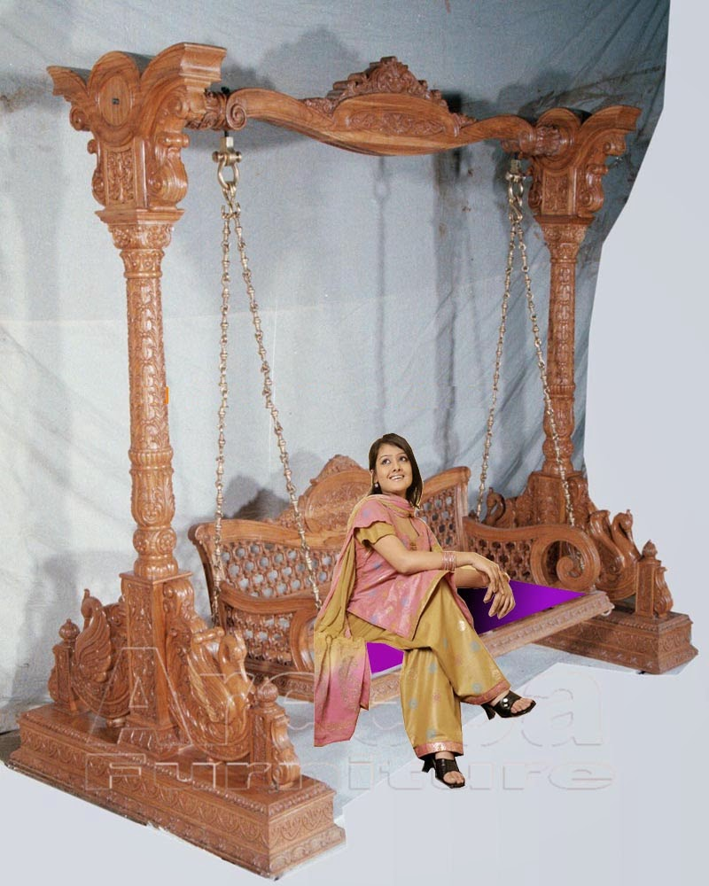 Swing jhula imran furniture traders for Furniture traders