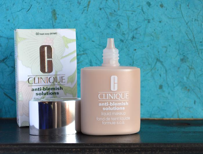 Clinique Anti Blemish Solutions Liquid Makeup Foundation Review