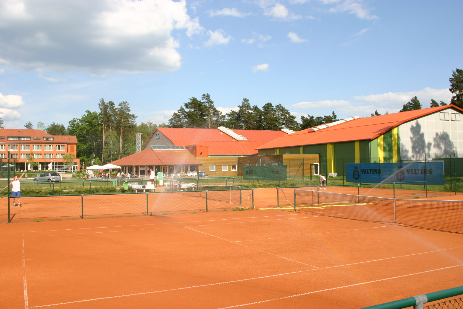 turnierplan tennis