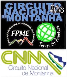 ESTE BLOGUE APOIA  O CIRCUITO NACIONAL DE MONTANHA 2016