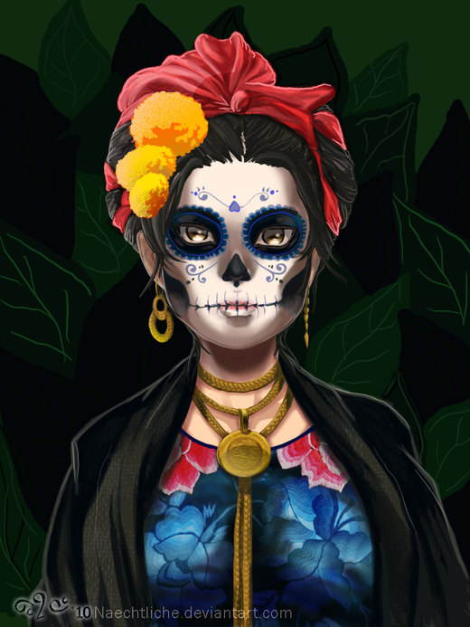 Paloma Negra por Naechtliche