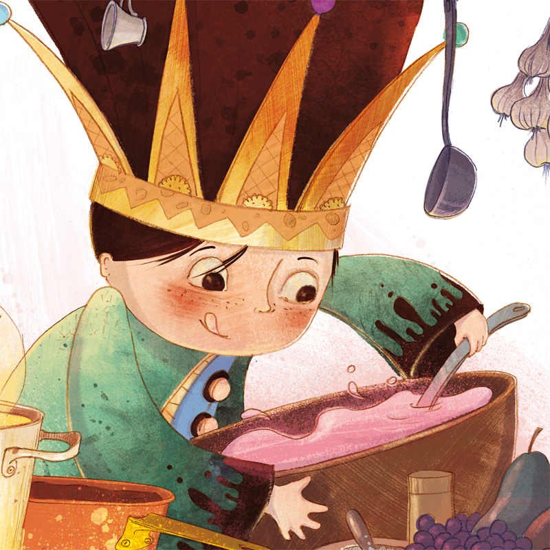 Reve de plume le petit prince cuisinier for Cuisinier sel