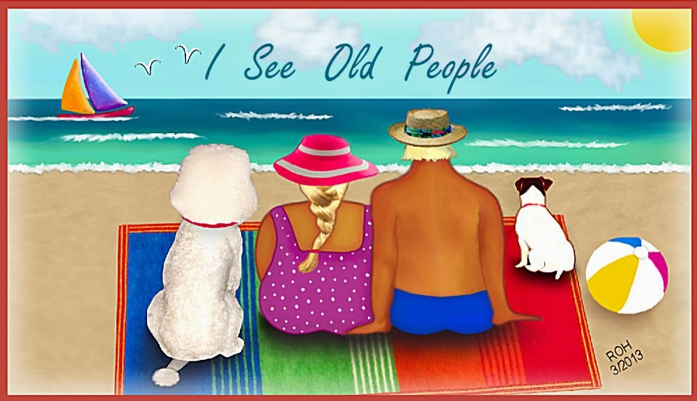 I See Old People